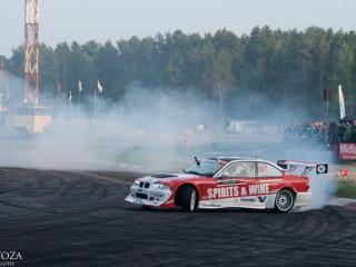 Gvido Elksnis - BMW M50 Turbo - Riga, Latvia